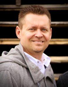 James Ruder headshot